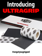 ULTRAGRIP Griptape by Jessup Manufacturing Company