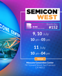 Birk Manufacturing will Exhibit at SEMICON WEST 2019