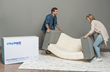Elephant in a Box Moves Comfortable, Foldable, Portable Sofa to Indiegogo's InDemand