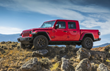 The All-New 2020 Jeep Gladiator Pickup Truck Arrived at Cowboy Jeep in Clinton