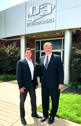 D3 Technologies acquires CADMIN Services