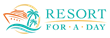 Resort for a Day Logo
