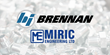 Brennan to Acquire Miric Engineering Enhancing our Global Manufacturing Capabilities