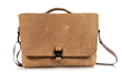 WaterField Handcrafted Executive Leather Messenger—a Classic Work Bag for the Digital Age