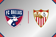 Soccer 90 and Sevilla FC Team Up On Events for International Friendly with FC Dallas