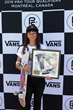 Monster Energy's Lizzie Armanto Takes 3rd Place in Women's Skate Park at Vans Park Series Montreal