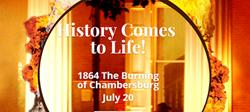 History comes to life on July 18 at 1864 Weekend.