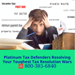 Platinum Tax Defenders Reveals How they are Helping Small Businesses With Tax Issues Across The Country