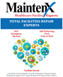Healthcare Facilities Trust MaintenX International to Keep Buildings Healthy