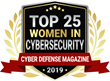 Cyber Defense Magazine Announces Top 25 Women in Cybersecurity for 2019
