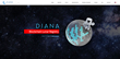 Diana, Launching a 'Blockchain Lunar Registry' For the First Time