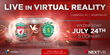 NextVR to Broadcast Liverpool FC vs Sporting CP LIVE in Virtual Reality from Yankee Stadium