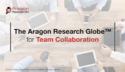 Aragon Research Globe for Team Collaboration 2019