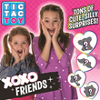 Famous YouTube family Tic Tac Toy Launches New Toy Line at Walmart and Target