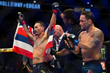 Monster Energy's Max Holloway Defends Featherweight Title Against Frankie Edgar and Cristiane 'Cyborg' Justino Defeats Newcomer Felicia Spencer at UFC 240