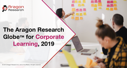 Aragon Research Globe for Corporate Learning 2019