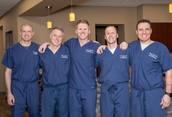 The Oral Surgeons of Associated Oral and Implant Surgeons, with Offices in Kingsport, Bristol, and Johnson City, TN