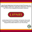 "Lipari Foods Modernizes Its Invoice-to-Cash Processes on a Single Platform; Rolls Out ""Lipari Direct Payments"" Powered by FTNI's ETran Integrated Receivables Solutions"
