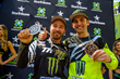 Monster Energy's Jackson Strong and Josh Sheehan Take Silver and Bronze in Moto X Best Trick and Jarryd McNeil Takes Bronze in Moto X Best Whip at X Games Minneapolis