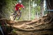 Monster Energy's Amaury Pierron Takes Fourth Place at the UCI Mountain Bike Downhill  World Cup in Val di Sole, Italy