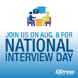 Express Gears Up for Second Annual National Interview Day