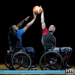 "Derrick Poole and Dominic Barber battle it out in the photoshoot entitled ""Take a Shot with NTI."" Photography Courtesy of: PedroBlancoPhotography"