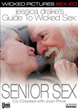 'jessica drake's Guide to Wicked Sex: Senior Sex' Releases from Wicked Pictures August 7