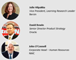 Smart ERP Solutions to co-present a three-part Human Capital Management Digital Leadership Webinar series with Bersin, Oracle and client NMC