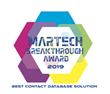 Infutor Honored for Innovation in Consumer Identity Management with 2019 MarTech Breakthrough Award