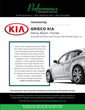 George C. Chaconas of Performance Brokerage Services Facilitates the Sale of Grieco Kia of Delray Beach, Florida