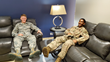 The U.S. Military Is Provided With USO Hospitality at the USO Shali Center