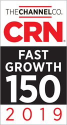Kelser has been named to the CRN Fast Growth 150 list.