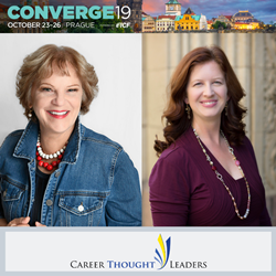 Susan Chritton and Marie Zimenoff, Career Thought Leaders