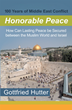 Author Describes Path to Peace between Israel and the Muslim World in New Book