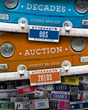 My Plates to auction official Texas license plates from the 2000's & the 2010's.