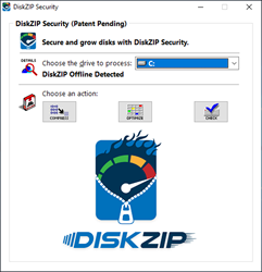 InstallAware DiskZIP Security