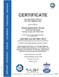 Rapid Application Group Earns AS9100 Rev D Certification