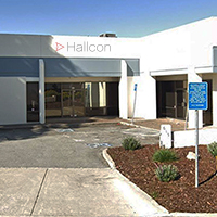 Hallcon electric vehicle maintenance facility in San Jose California