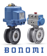 Bonomi Introduces New Industrial Automated Wafer Ball Valve Packages
