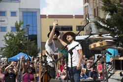 Mile of Music returned to Appleton, Wisconsin in early August