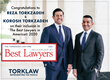 TorkLaw Attorneys Named to The Best Lawyers in America© 2020