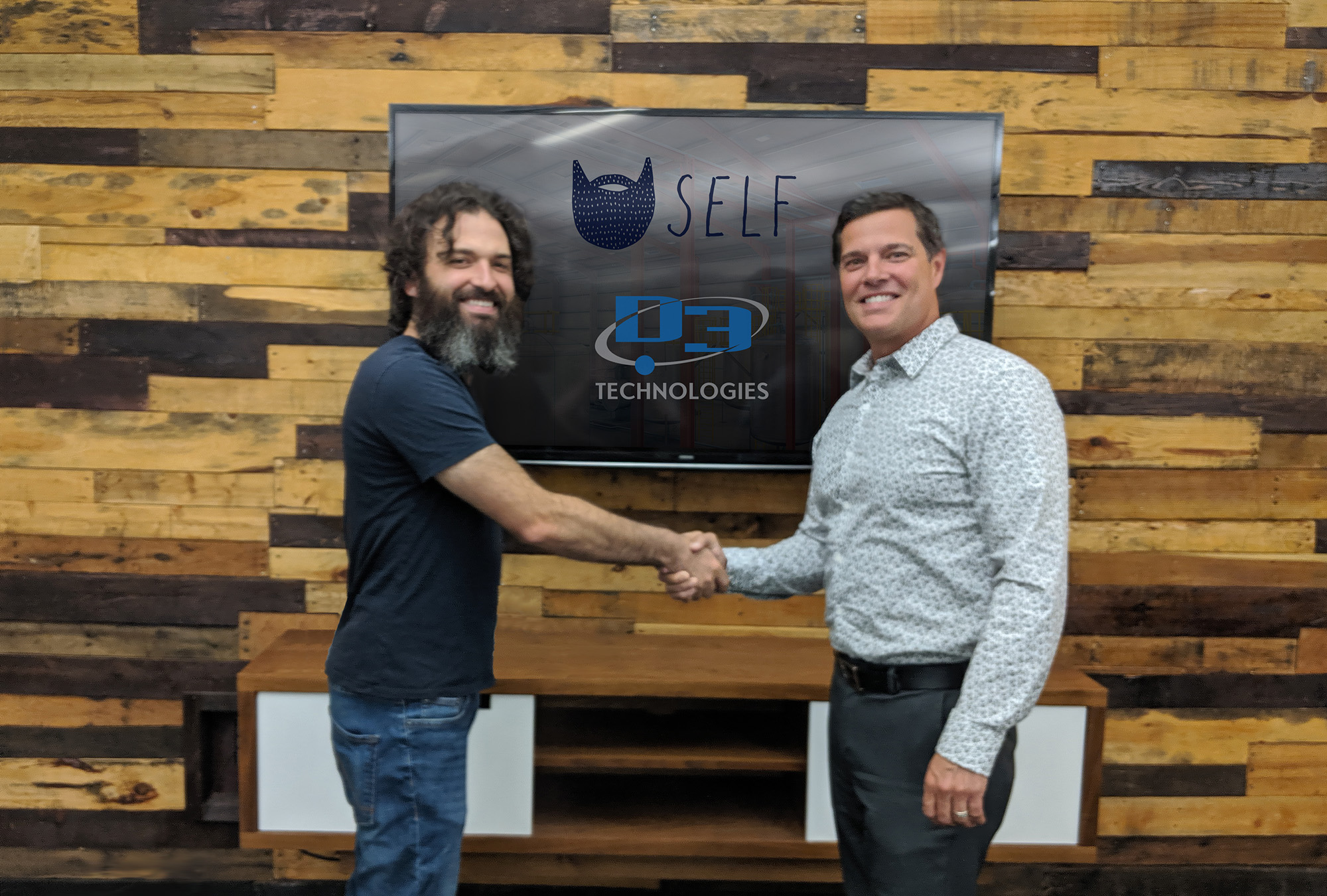 D3 Technologies And Self Interactive Will Work Together To