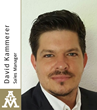 AIM Appoints David Kammerer as Sales Manager for DACH Region