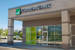 Academy Bank Springfield Mo >> Academy Bank Opens New Retail Banking Center In Overland
