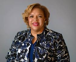 Kimberly Slaughter, HNTB Corporation transit/rail practice leader and senior vice president, has been appointed by the African American Mayors Association to the group's Business Council.