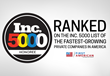 First American Named to Inc. 5000 List of the Fastest Growing Private Companies in America for the Second Consecutive Year