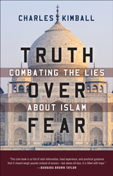 New Book by Dr. Charles Kimball Combats Misunderstanding of Islam in America