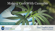 "Financial Poise™ Announces ""Making Cash with Cannabis,"" a New Webinar Premiering August 22nd at 1:00 PM CST through West LegalEdcenter™"
