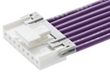 Heilind Electronics Now Stocking Molex Off-the-Shelf Mini-Lock Discrete Wire Cable Assemblies
