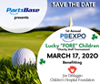 PartsBase to Host 1st Annual 2020 PBExpo Charity Golf Tournament benefiting Joe DiMaggio Children's Hospital Foundation